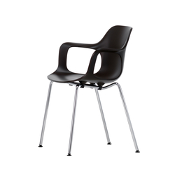 HAL Armchair Tube Stackable | Multipurpose chairs | Vitra