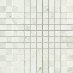 Prestigio Carrara Lucido Mosaico | Piastrelle/mattonelle per pavimenti | Refin