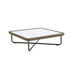 Babylon outdoor coffee table | Coffee tables | Varaschin