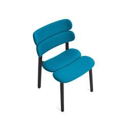 Bands chair | Chaises de restaurant | Varaschin