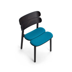 Bands chair | Restaurant chairs | Varaschin