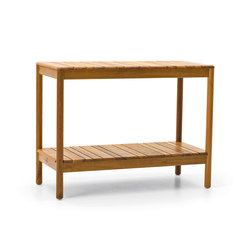 Barcode console | Console tables | Varaschin