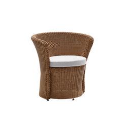 Bolero outdoor seat   Garden chairs   Varaschin