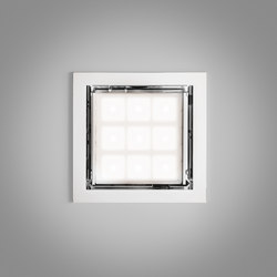 Pad 80 recessed | General lighting | Artemide Architectural