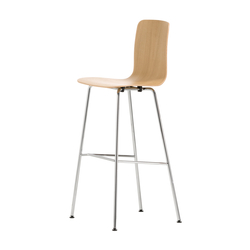 HAL Ply Stool High | Barhocker | Vitra
