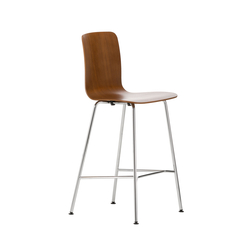 HAL Ply Stool Medium | Taburetes de bar | Vitra
