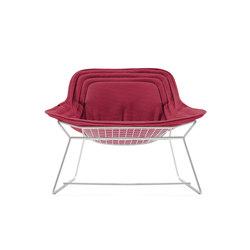 Chapeau unique design armchair | Garden armchairs | Varaschin