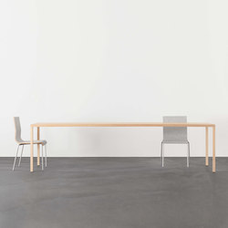 DIN36 table | Dining tables | Sanktjohanser
