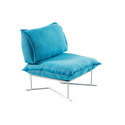 Colorado lounge chair | Sillones de jardín | Varaschin