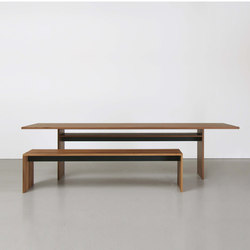 AREAL table | Dining tables | Sanktjohanser