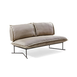 Colorado sofa 2P | Sofas | Varaschin