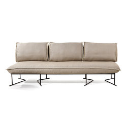 Colorado modern outdoor couch | Garden sofas | Varaschin