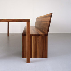 FORMAT bench | Tables et bancs de restaurant | Sanktjohanser