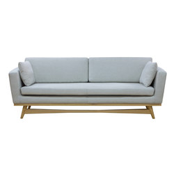 Sofa 210 Cotton | Lounge sofas | Red Edition