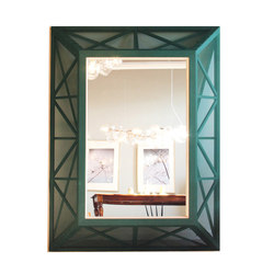 Klemens Rectangle Mirror | Espejos | PELLE