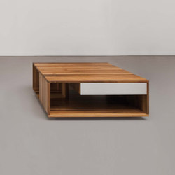 LOFT sidetable | Lounge tables | Sanktjohanser