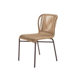 Cricket outdoor designer chair | Restaurant chairs | Varaschin