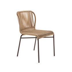 Cricket chair | Chaises de restaurant | Varaschin
