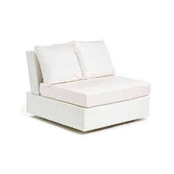 Domino  lounge chair | Gartensessel | Varaschin
