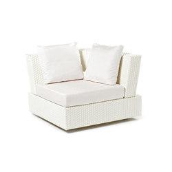 Domino  armchair corner | Gartensessel | Varaschin