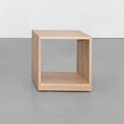 RELIKT sidetable / stool | Tables d'appoint | Sanktjohanser
