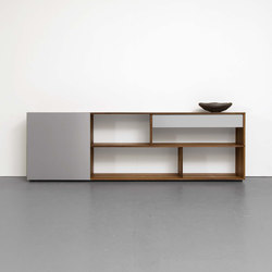 ANALOG modular shelf- und sideboardsystem | Shelving systems | Sanktjohanser