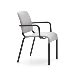 Fit chair with armrests | Garden chairs | Varaschin