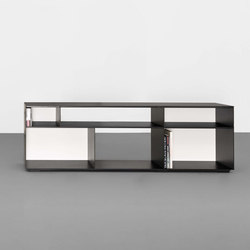 DIGITAL modular sideboard- and shelfsystem | Scaffali | Sanktjohanser