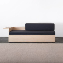 SALTO couch / daybed / sofa bed / bed | Sofas | Sanktjohanser