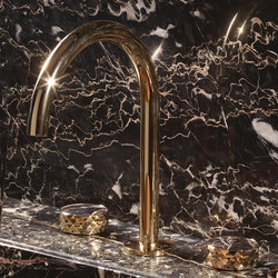 Texture X | Robinetterie pour lavabo | Fima Carlo Frattini