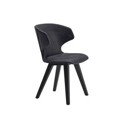 Kloe designer wooden chair | Chairs | Varaschin