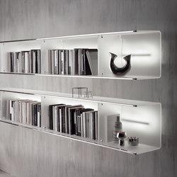 BEAM | Baldas / estantes de pared | Acerbis