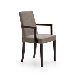 Kokò chair with armrests | Chaises de restaurant | Varaschin