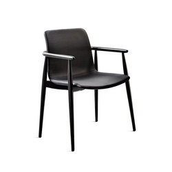 Lapis chair with armrests | Visitors chairs / Side chairs | Varaschin