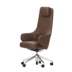 Grand Executive Highback | Direktionsdrehstühle | Vitra