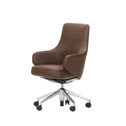 Grand Executive Lowback | Direktionsdrehstühle | Vitra
