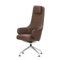 Grand Conference Highback | Sedie | Vitra