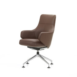 Grand Conference Lowback | Conference chairs | Vitra