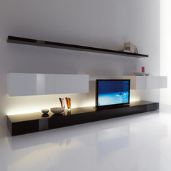 N.C. BASE | Multimedia sideboards | Acerbis