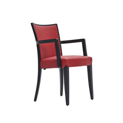 Nobilis indoors armchair | Restaurant chairs | Varaschin