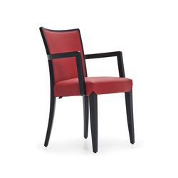 Nobilis chair with armrests | Restaurant chairs | Varaschin