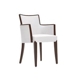 Nobilis indoor beech armchair | Chairs | Varaschin