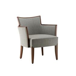 Nobilis indoor beech lounge chair | Lounge chairs | Varaschin