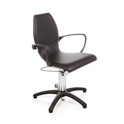 Black Nike I GAMMASTORE Styling Salon Chair | Barber chairs | GAMMA & BROSS