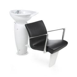 Graluotis Ecoblack I GAMMA STATE OF THE ART Lavacabezas | Shampoo bowls | GAMMA & BROSS