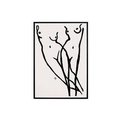 La Côte-Aux-Fées Serigrafie | Wall decoration | Atelier Pfister