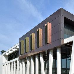 ALUCOBOND® Spectra | Autumn | facade | Ejemplos de fachadas | 3A Composites