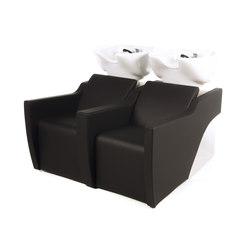 Flatiron 2P | GAMMASTORE Shampoo Bowl | Shampoo bowls | GAMMA & BROSS