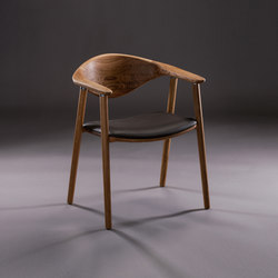 Naru Chair | Visitors chairs / Side chairs | Artisan
