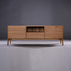 Naru Sideboard | Caissons | Artisan
